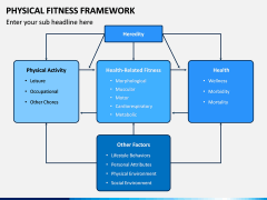 Physical Fitness Framework PPT Slide 8