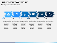 Self Introduction Timeline PPT Slide 7