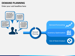 Demand Planning PPT slide 1
