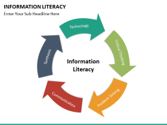 Information literacy PPT slide 26