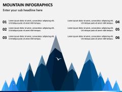 Mountain Infographics PPT Slide 7