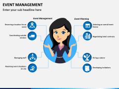 Event Management PPT Slide 1