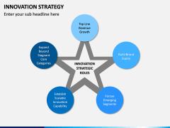 Innovation Strategy PPT Slide 1