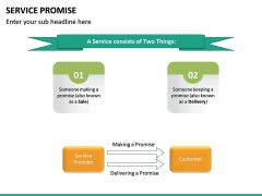 Service Promise PPT slide 19