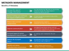 Metadata Management PPT slide 23