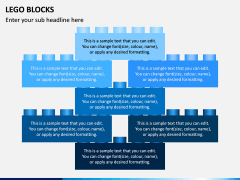 Lego blocks PPT slide 10