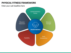 Physical Fitness Framework PPT Slide 20