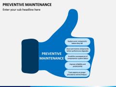 Preventive Maintenance PPT Slide 2
