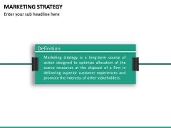 Marketing Strategy PPT Slide 22