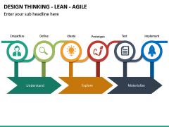 Design Thinking - Lean - Agile PPT Slide 16