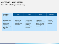 Cross Selling Up Selling PPT Slide 17