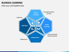 Blended Learning PPT Slide 12