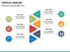 Vertical Timeline PPT Slide 17