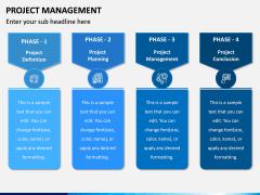 Project Management PPT Slide 12