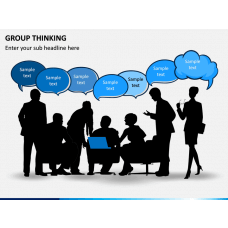 Group Thinking PPT Slide 1