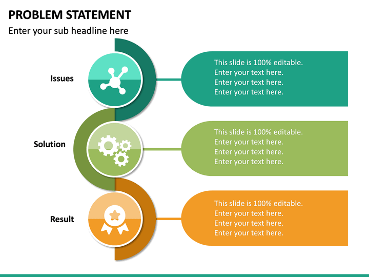 problem statement powerpoint template