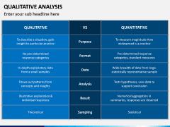 Qualitative Analysis PPT Slide 11