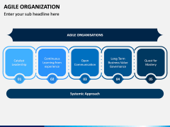 Agile Organization PPT Slide 8