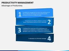 Productivity Management PPT Slide 9