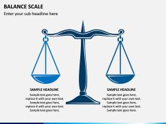 Balance Scale PPT Slide 7