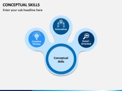 Conceptual Skills PPT Slide 1