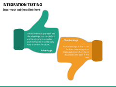 Integration Testing PPT Slide 18