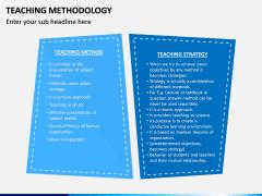 Teaching Methodogy PPT Slide 16