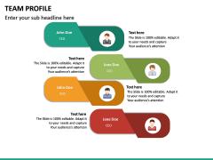 Team Profile PPT Slide 20