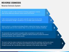 Reverse Osmosis PPT Slide 5