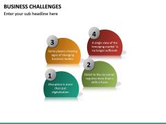 Business Challenges PPT Slide 28