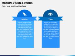 Mission, Vision and Values PPT Slide 21