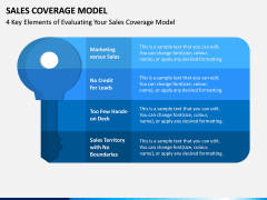Sales Coverage Model PPT Slide 5