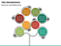 Tree Infographics PPT Slide 38