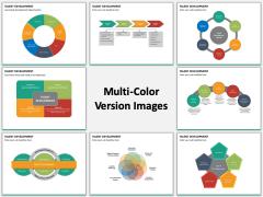 Talent development multicolor combined