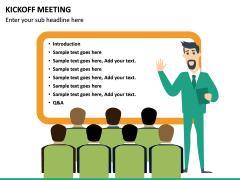 Kickoff Meeting PPT slide 12