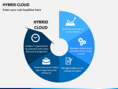Hybrid Cloud PPT Slide 1