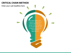 Criticial Chain Method PPT Slide 11