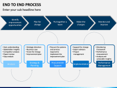 End to End Process PPT Slide 13