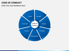 Code of Conduct PPT slide 8
