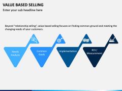 Value Based Selling PPT Slide 7