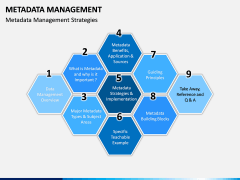 Metadata Management PPT slide 6