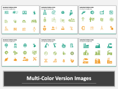 Manufacturing icons PPT MC Combined