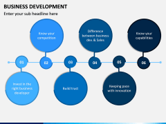 Business Development PPT Slide 9