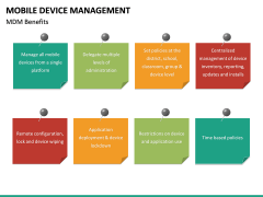 Mobile Device Management (MDM) PPT Slide 34