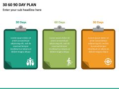 30 60 90 Day Plan PPT Slide 38
