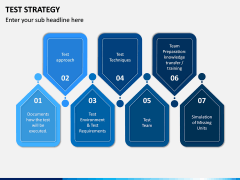 Test Strategy PPT Slide 12