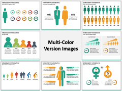 Demography Infographic PPT Slide MC Combined