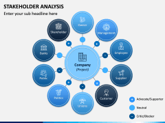 Stakeholder Analysis PPT Slide 4