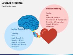 Logical thinking PPT slide 2
