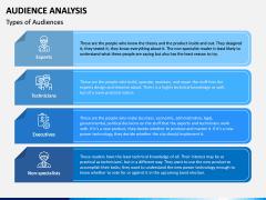 Audience Analysis PPT Slide 9